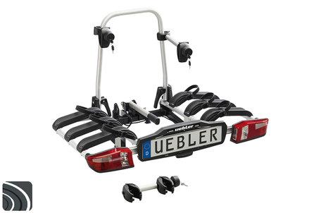 Uebler P32 S (15810) | Trekhaak fietsendrager | uitbreidbaar | 2 fietsen
