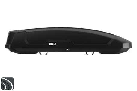 Thule Force XT XL | Black Aeroskin | Dakkoffer - Skibox