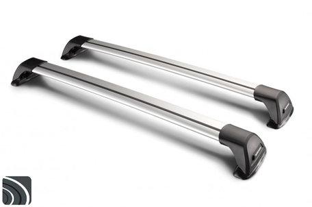 Yakima dakdragers | Peugeot 308 SW | vanaf 2014 | Dichte railing | FlushBars