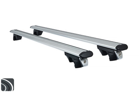 Atera dakdragers | Seat Ibiza ST | 2010 tot 2017 | Dichte rails | RTD Aluminium