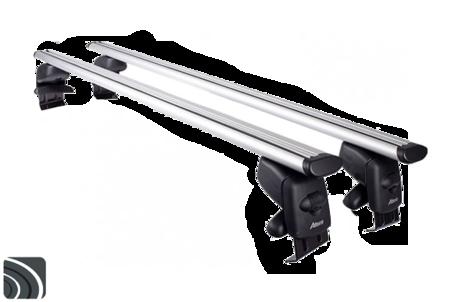 Atera dakdragers | Volkswagen T-Roc | vanaf 2017 | Glad dak | Aluminium