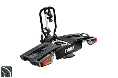 Thule EasyFold XT 2 (933) | Trekhaak fietsendrager | opvouwbaar | 2 (elektrische) fietsen