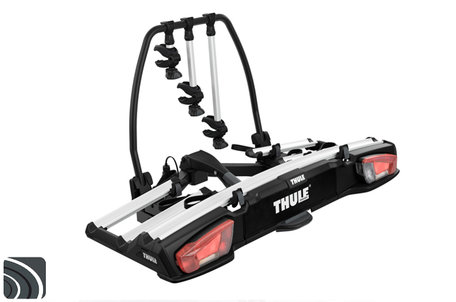 Thule VeloSpace XT 3 (939) | Trekhaak fietsendrager | uitbreidbaar | 3 fietsen