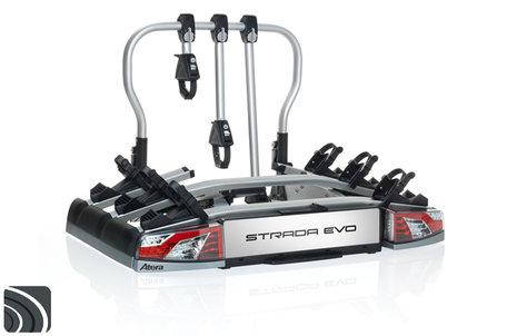 Atera Strada EVO 3 (022 701) | Trekhaak fietsendrager | uitbreidbaar | 3 fietsen