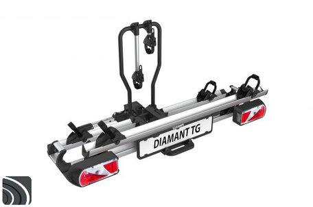 Pro-User Diamant TG (91748) | Trekhaak fietsendrager | Opvouwbaar